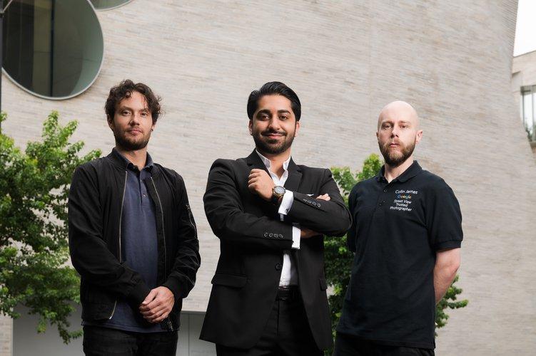 Amir Zonoozi 360 Team Sendro Group