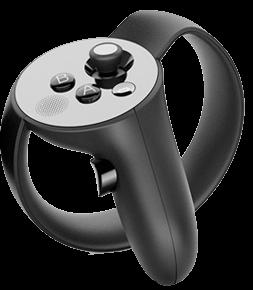 VR joystick
